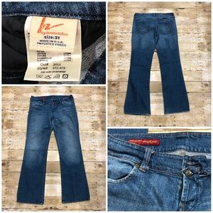 Citizens of Humanity Traveler Double Fly Jeans